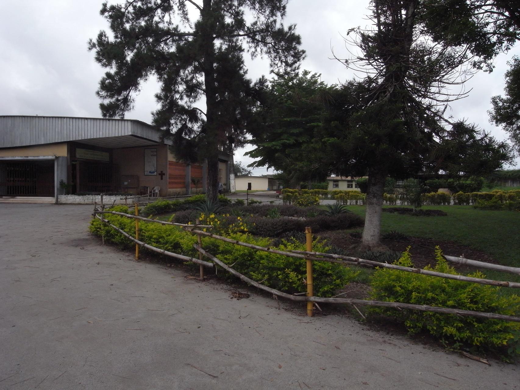 L'enceinte Tshanfeto