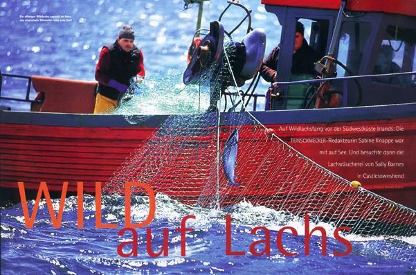 Feinschmecker - Irischer Lachs