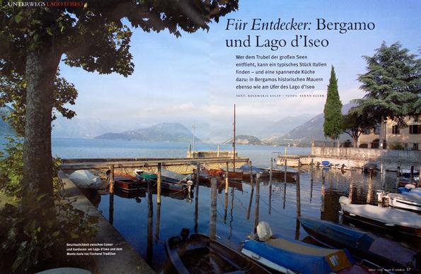 Essen und Trinken - Bergamo