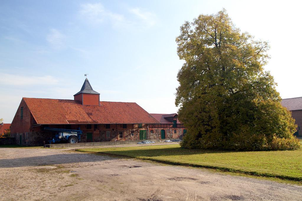 Landwirtschaftliche Nebengebäude