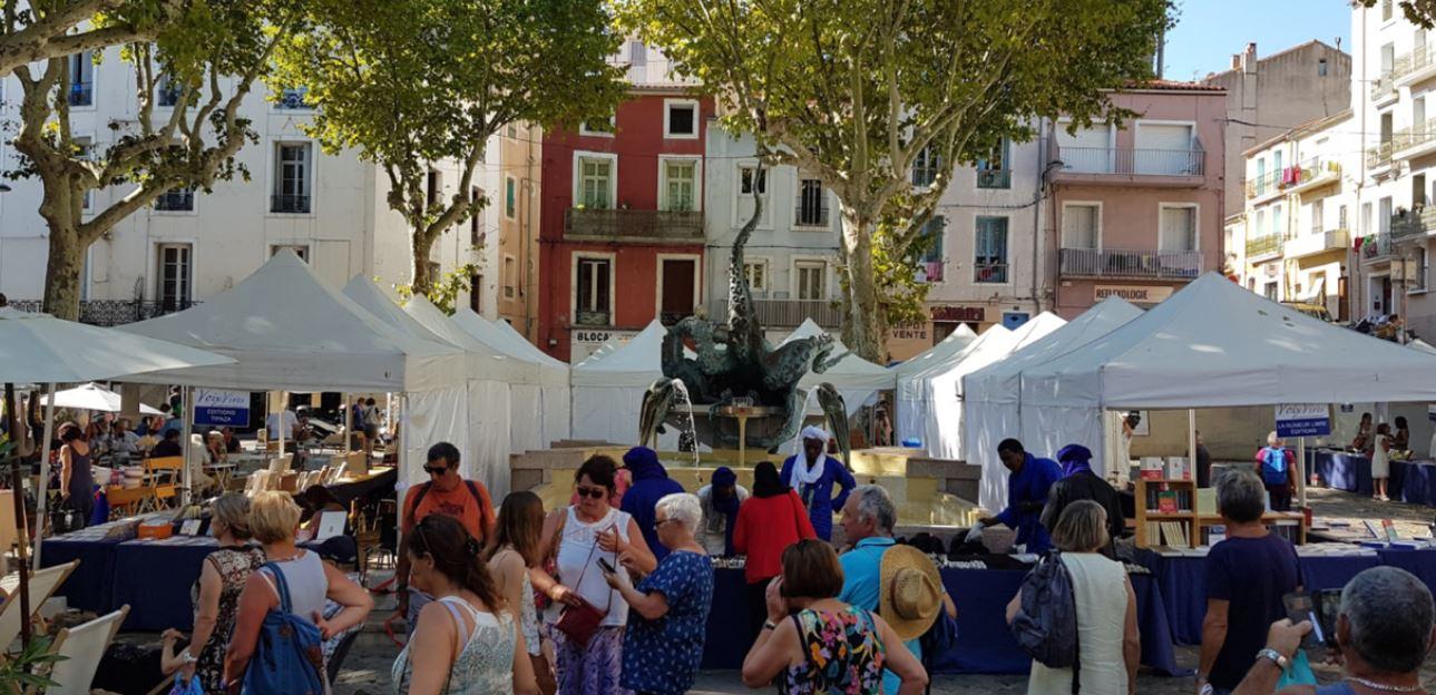 Festival Voix Vives à Sète ©chapithau.com