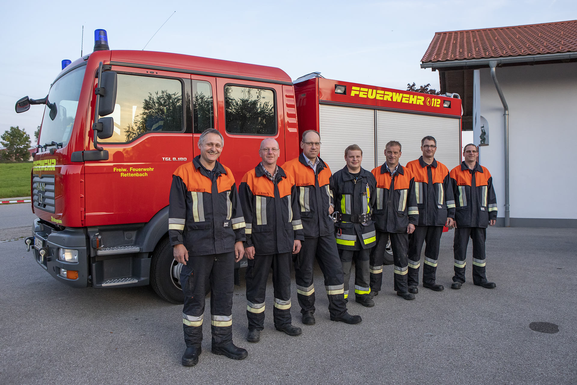 Feuerwehr Rettenbach