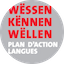 Plan d'Action Langues