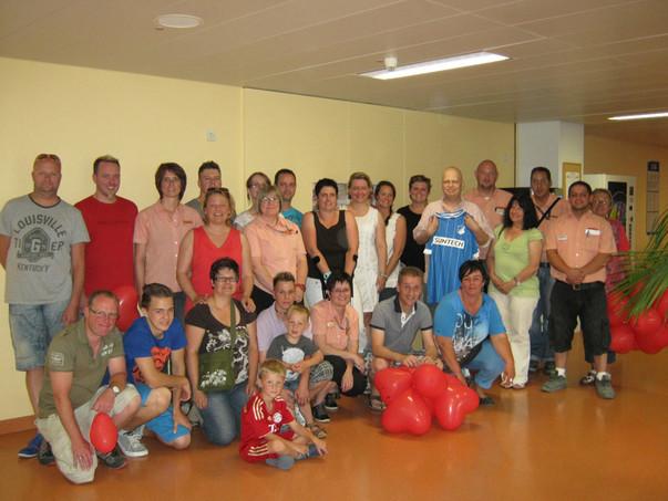 Herzballonaktion, Eintrag im Tagebuch 15./17.07.2013