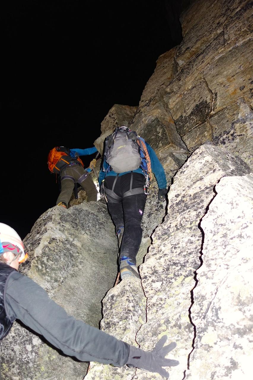 Matterhorn Besteigung
