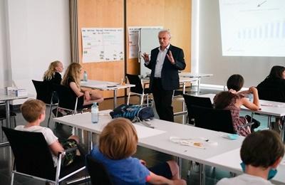 REAL CONTRACT bei der 6. NÖ Kinder Business Week