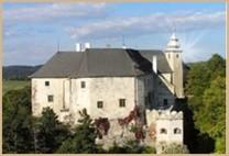 Schloss-Burg im Waldviertel