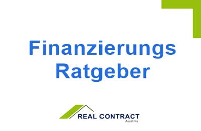 Immobilien-Finanzierungs-Ratgeber