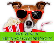 Jetzt ProZenta Ertragswohnungen