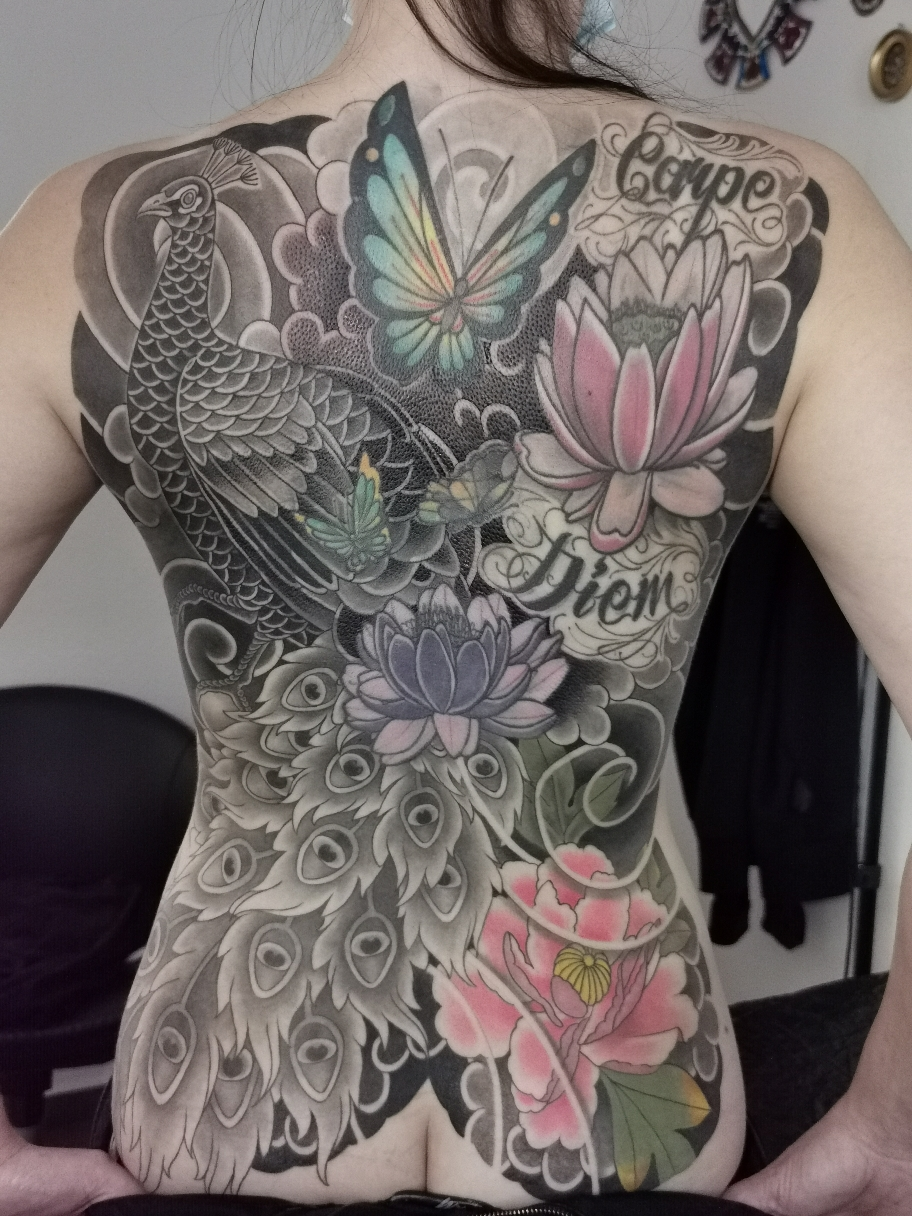 Cover up in Prozess