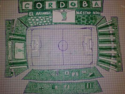 Diseño de un estadio
