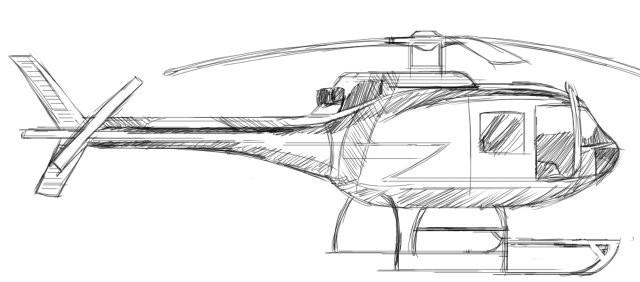 Diseño de un helicóptero