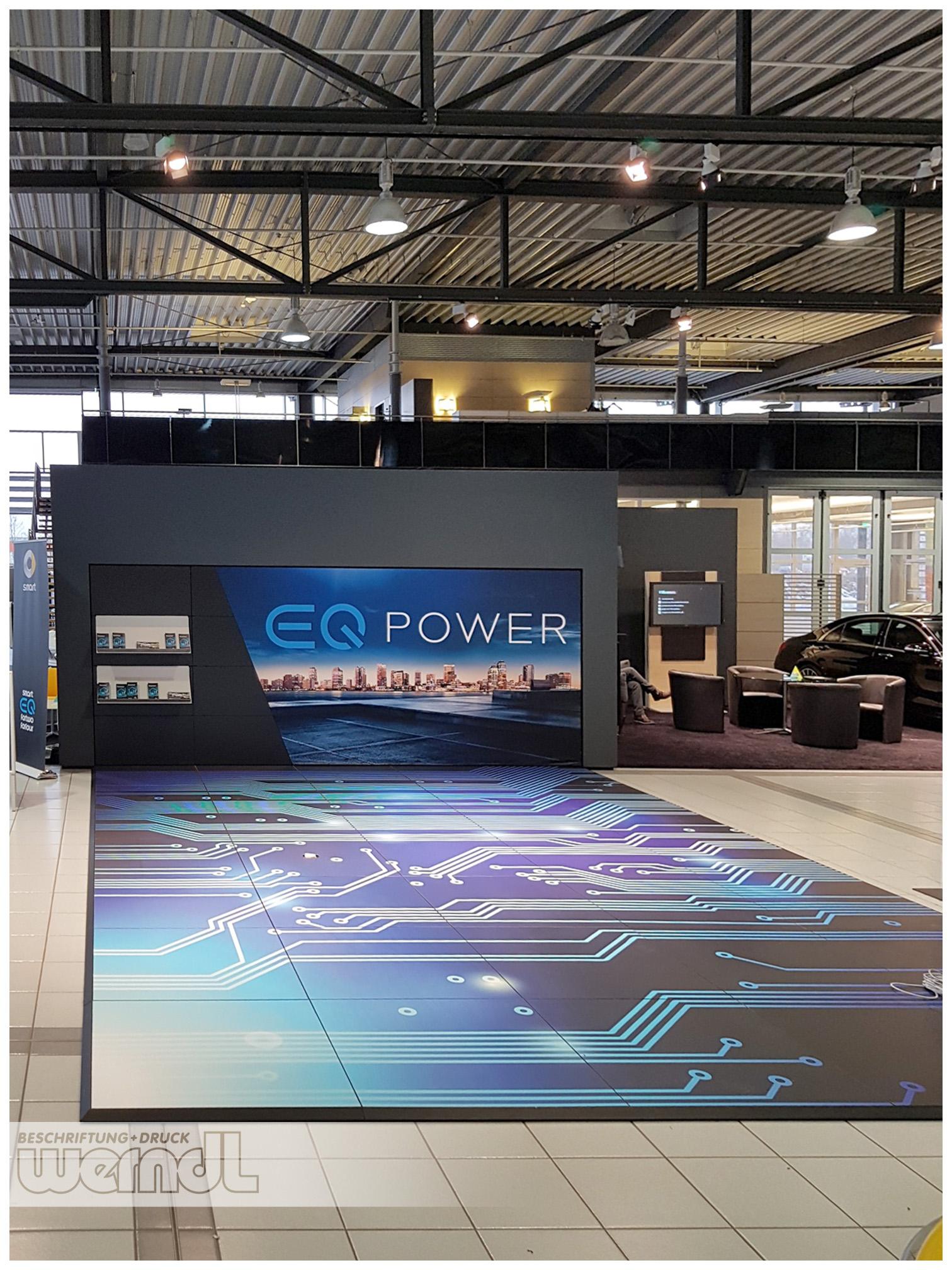 EQ Power Sonderfläche