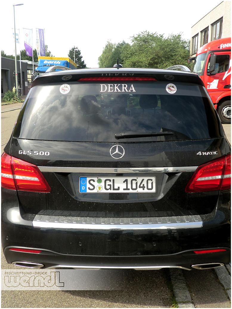 Donau-Masters Begleitfahrzeug