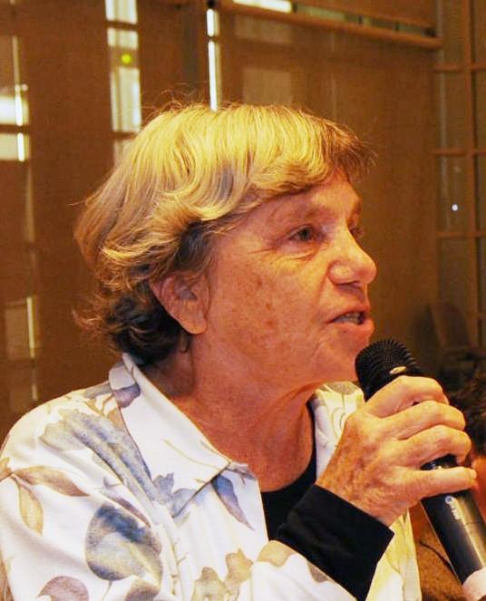Paula Iten, Hand in Hand, auf dem 7. Deutschen CSR Forum