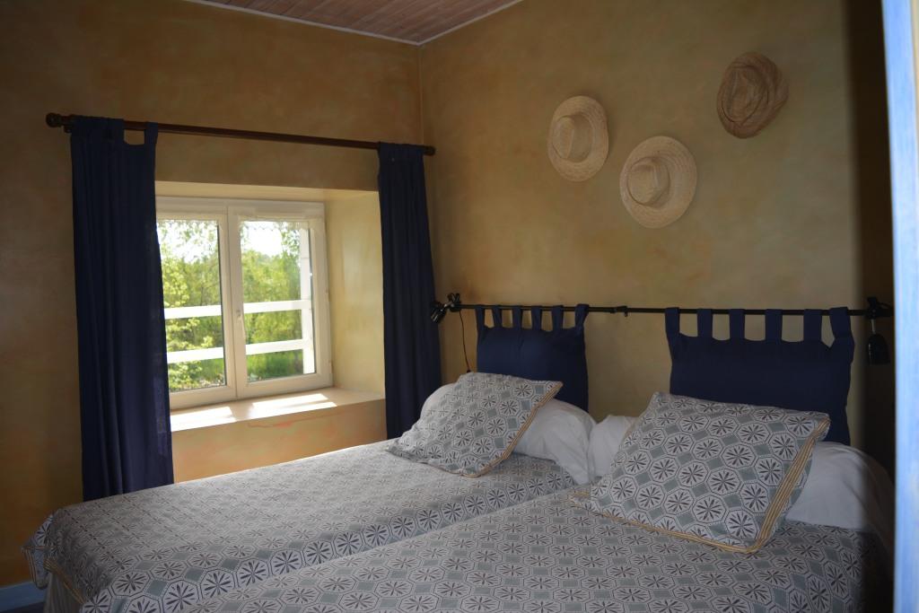 chambre 2 lit de 90