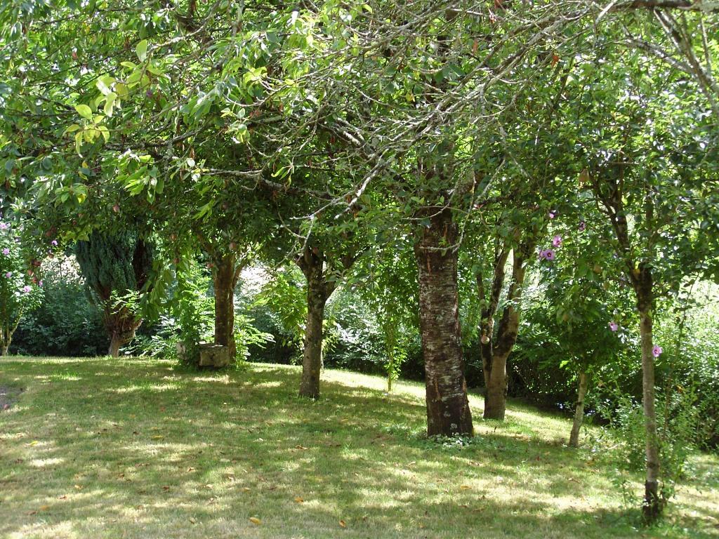 Le refuge gîte la Sotterie marais poitevin à l'ombre des fruitiers