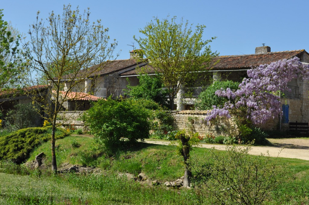 Maison d'hôtes Sainte Megrine Coulon