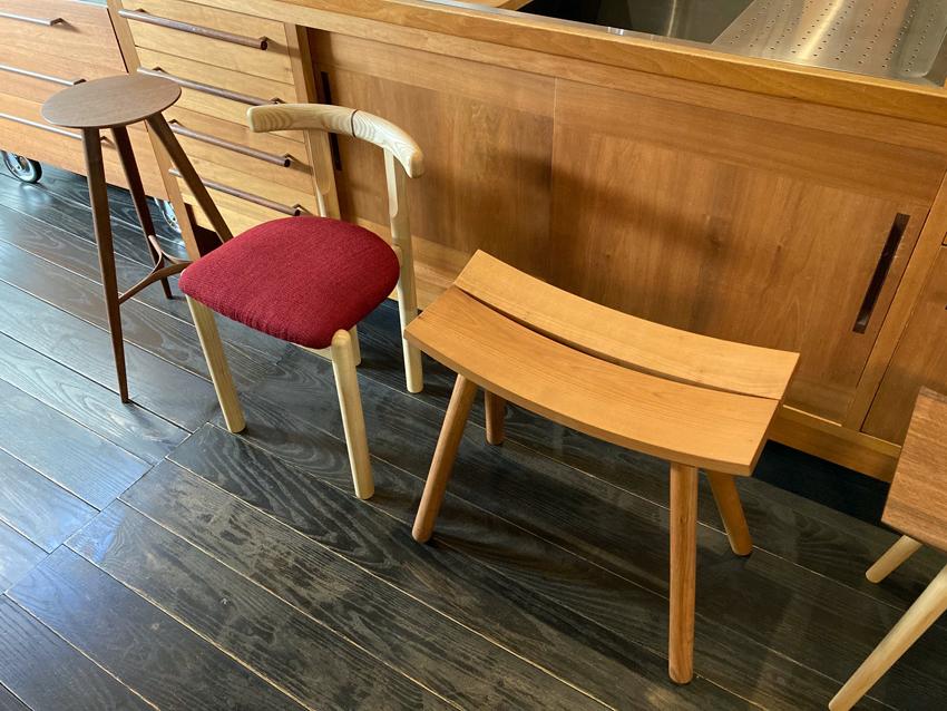 椅子/スツール/倉敷フィント