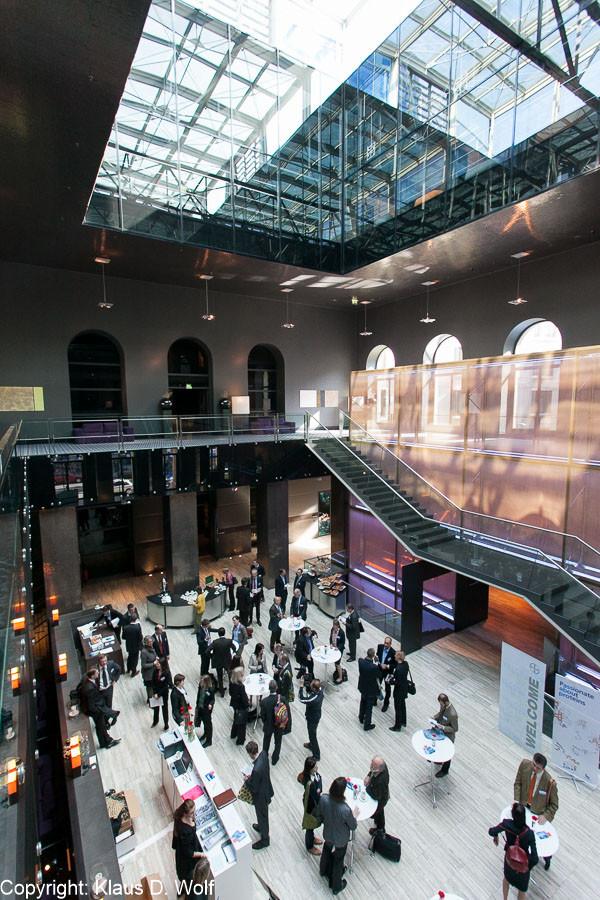 Eventfotografie, Business Networking Event im SOFITEL Bayerpost München