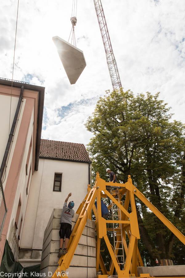 Baudokumentation, Diözesanmuseum Freising, Reportagefotograf München