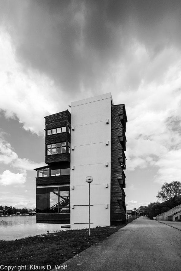 Fotografie München, Freies Projekt Architekturfotografie, Regatta Oberschleißheim