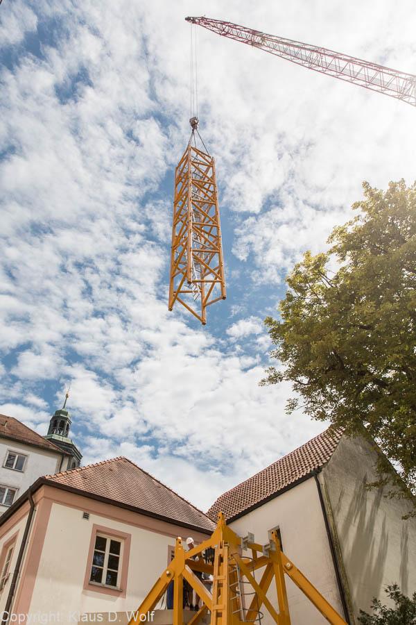 Baustellendokumentation, Diözesanmuseum Freising, Architekturfotograf München