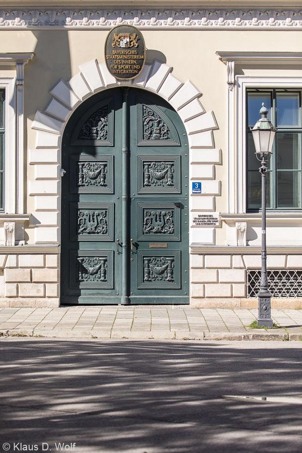 Architekturfotograf München, Innenministerium Bayern