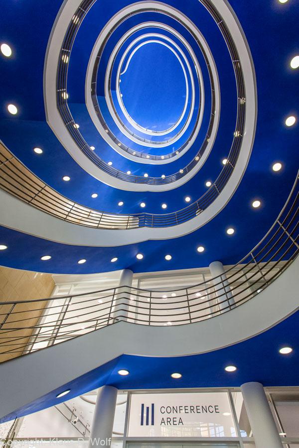 Architekturfotograf München, Haus der Bayerischen Wirtschaft, München. Location-Foto, Tagung