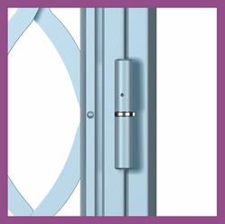 PERNIOS ELECTROSOLDADOS No de pala, para evitar descuelges habituales de la puerta con sujección por tornillos (soldaduras pulidas).