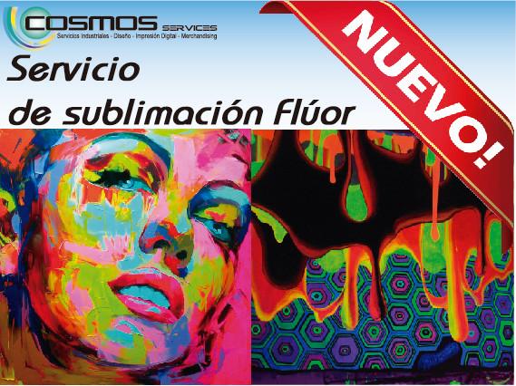 Sublimación con tintas Flúor, colores mas vivos, servicios de sublimación flúor, sublimación, sublimación textil
