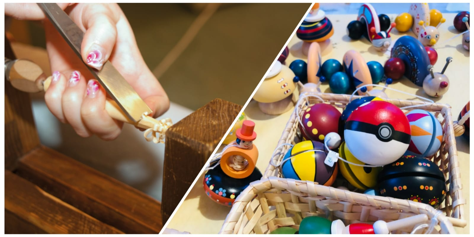 Berufsbild Holzspielzeugmacher