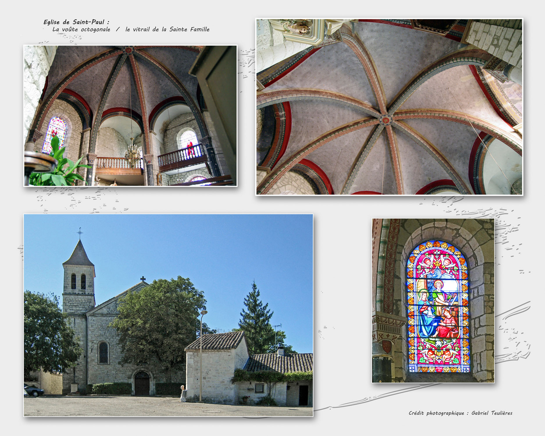 Eglise de Saint Paul (1)