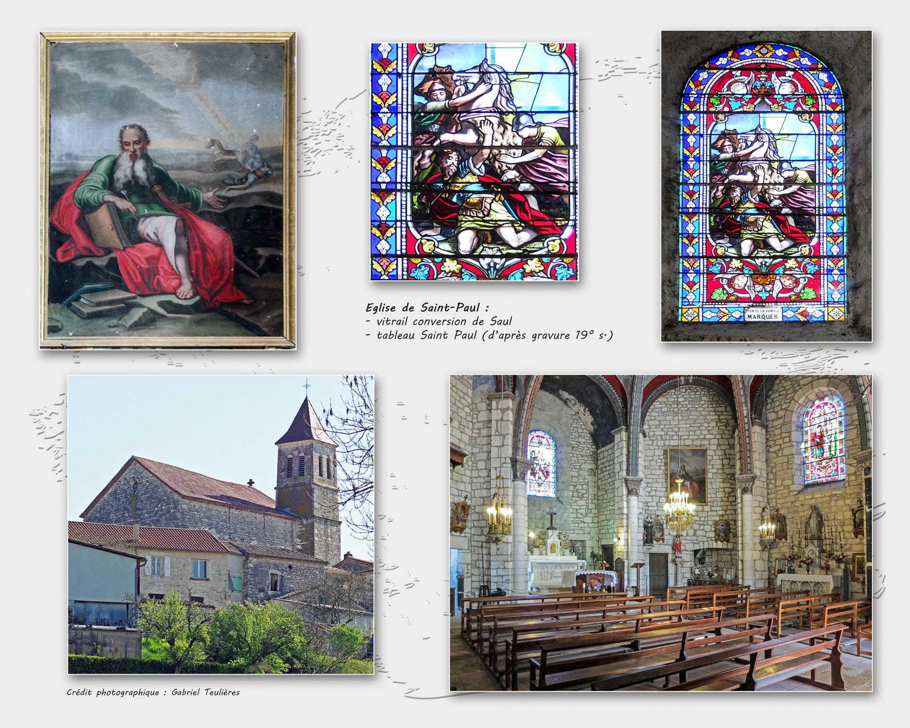 Eglise de Saint Paul (2)