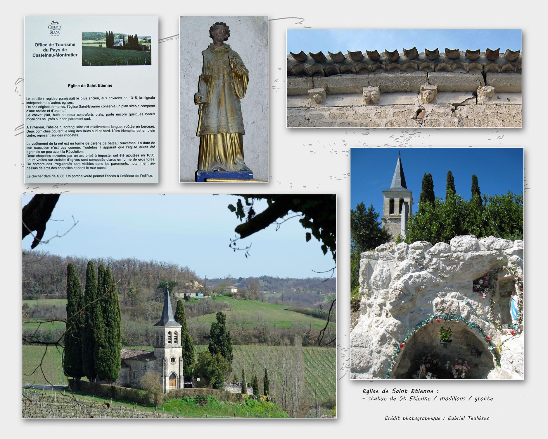 Eglise de saint Etienne (2)