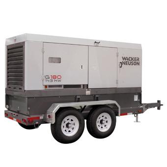 Generador Wacker G180S
