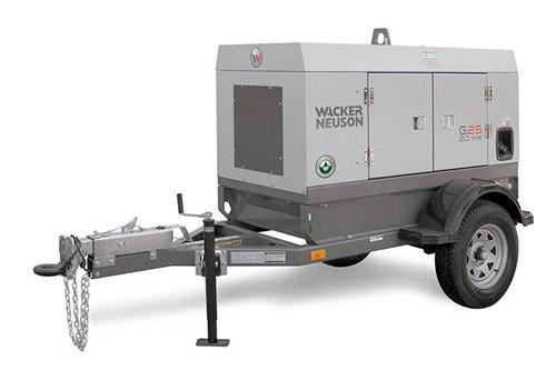 Generador Wacker G25S