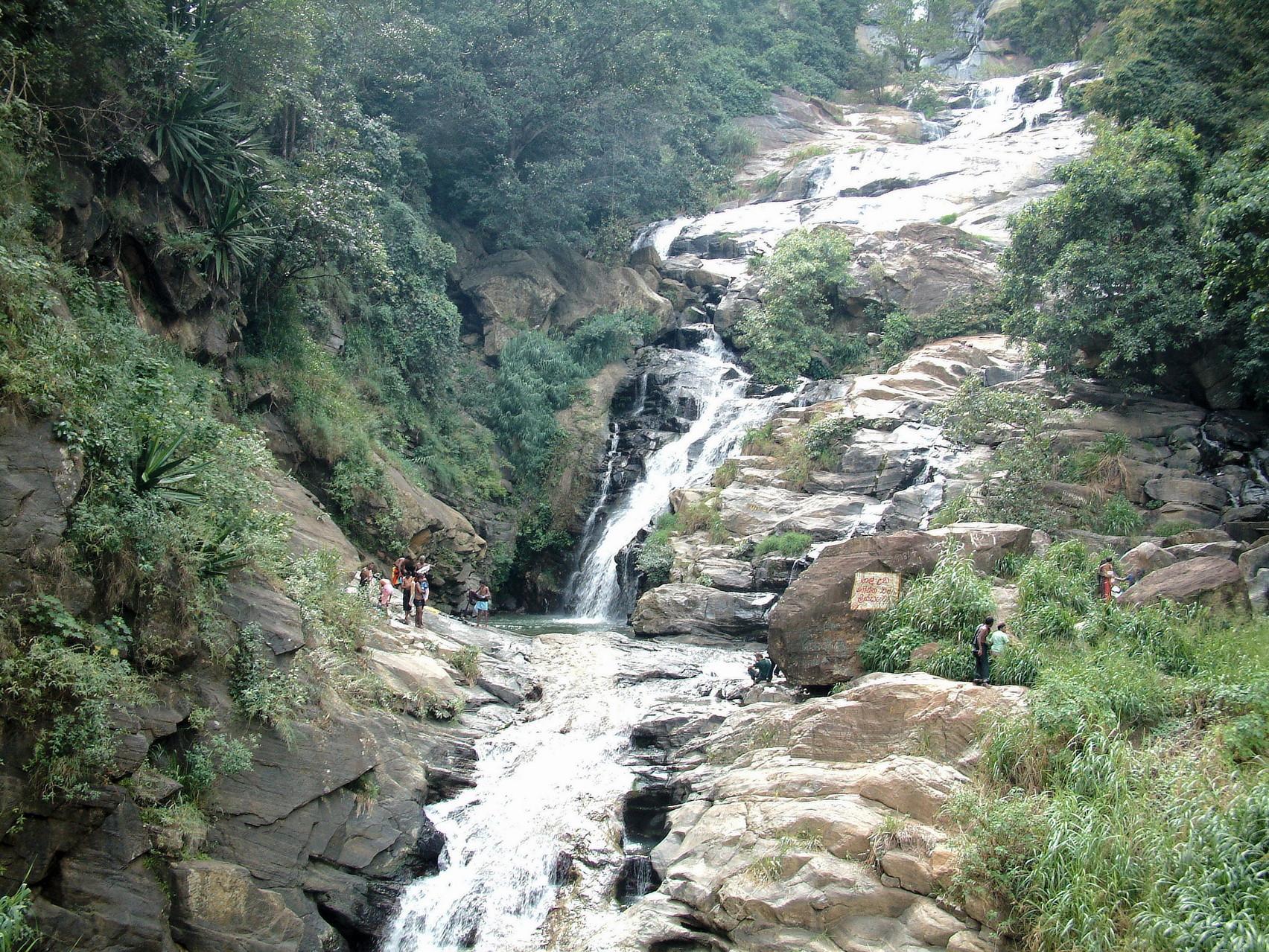 Rawana Wasserfälle, Ella