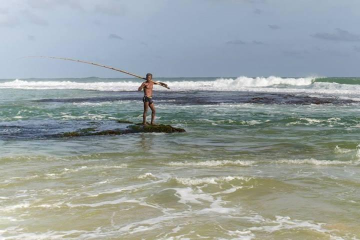 Fischer an der Südküste