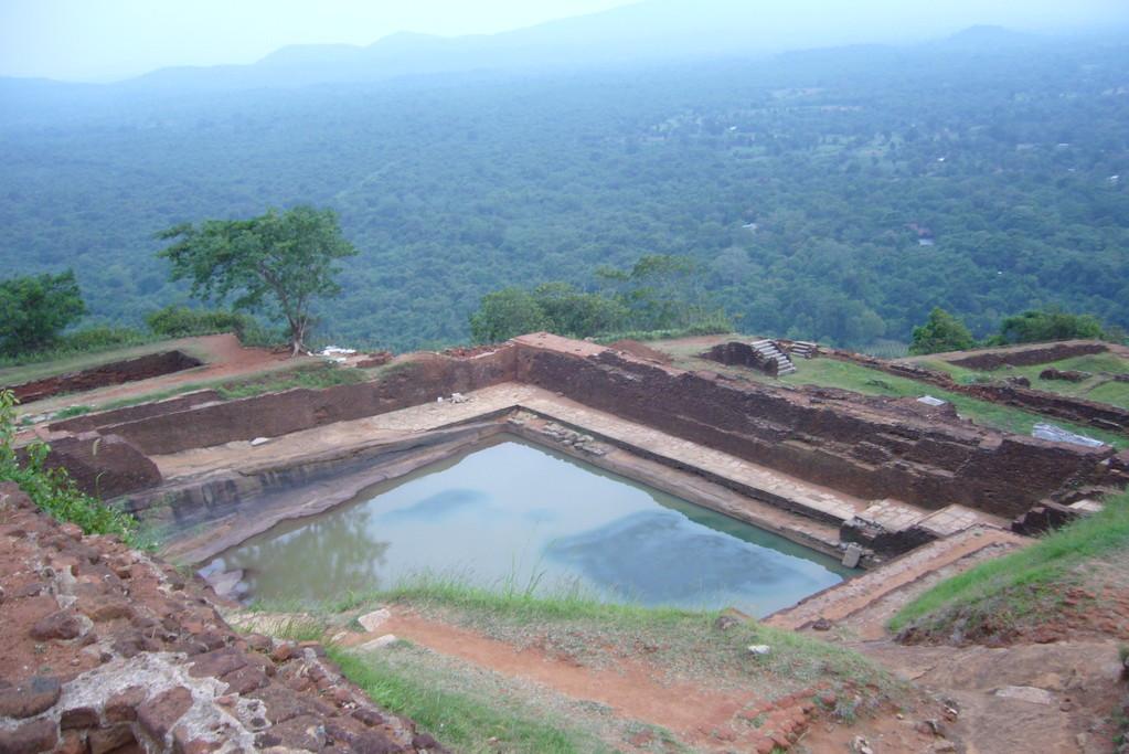 Aussicht vom Löwenfelsen, Sigiriya