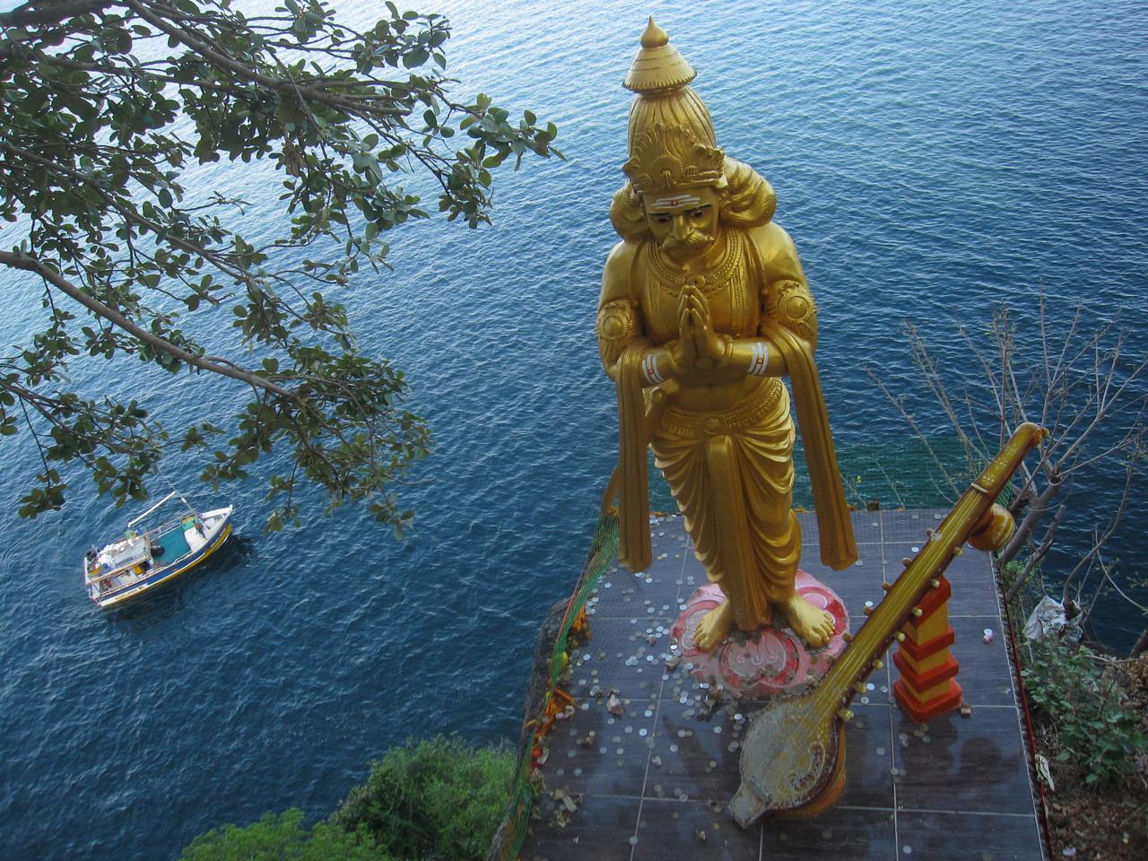 Hindu Statue, Trincomalee