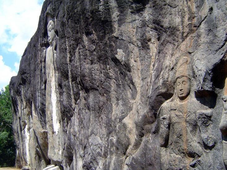 Ausgrabungsstätte Buduruwagala