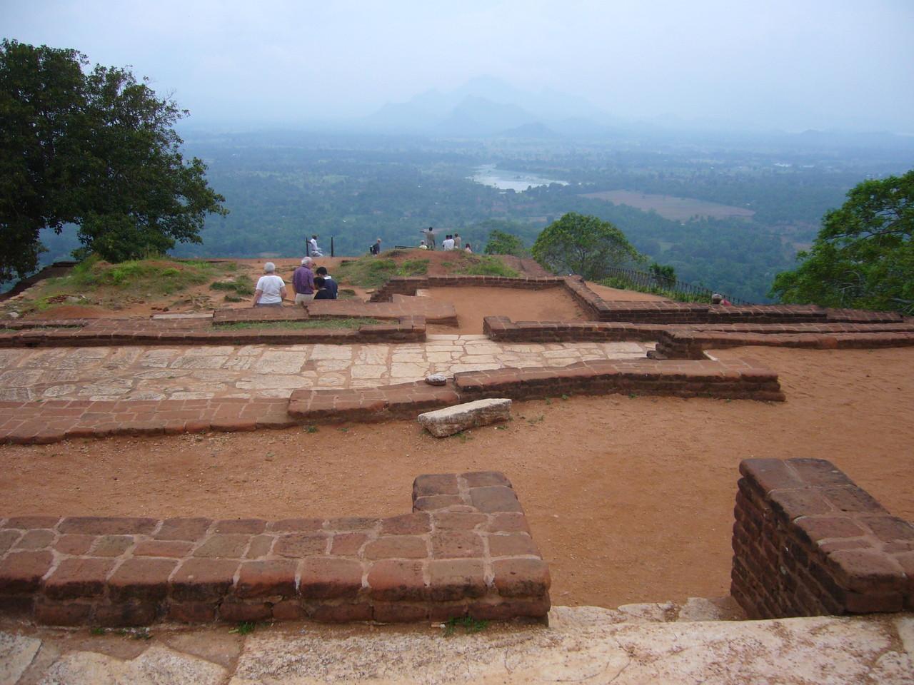 Panorama vom Löwenfelsen