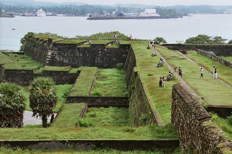 Besichtigung von Galle Fort & Galle City