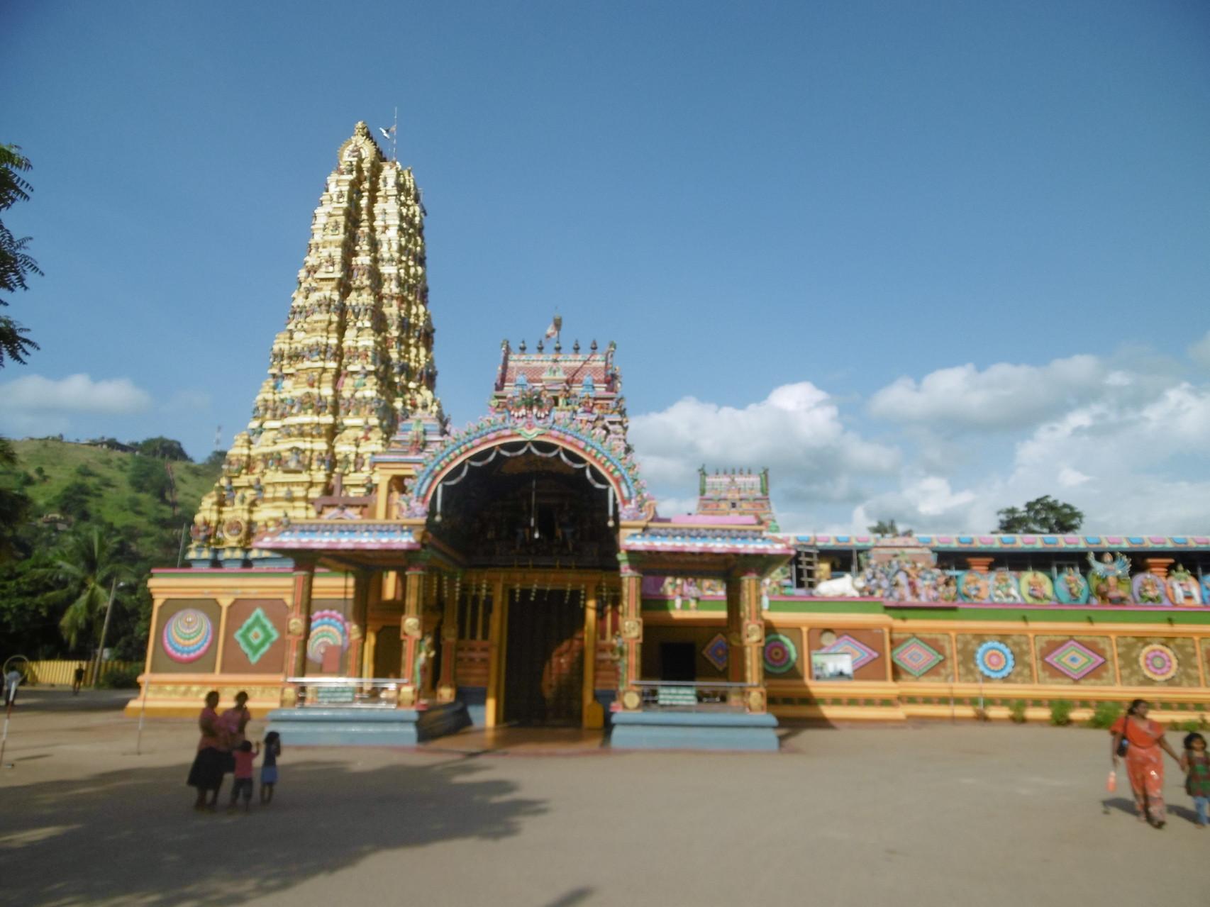 Hindu Tempel, Mathale
