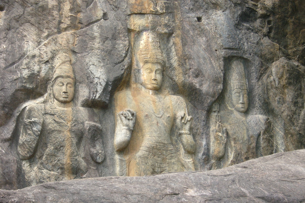 Ausgrabungsstätte von Buduruwagala