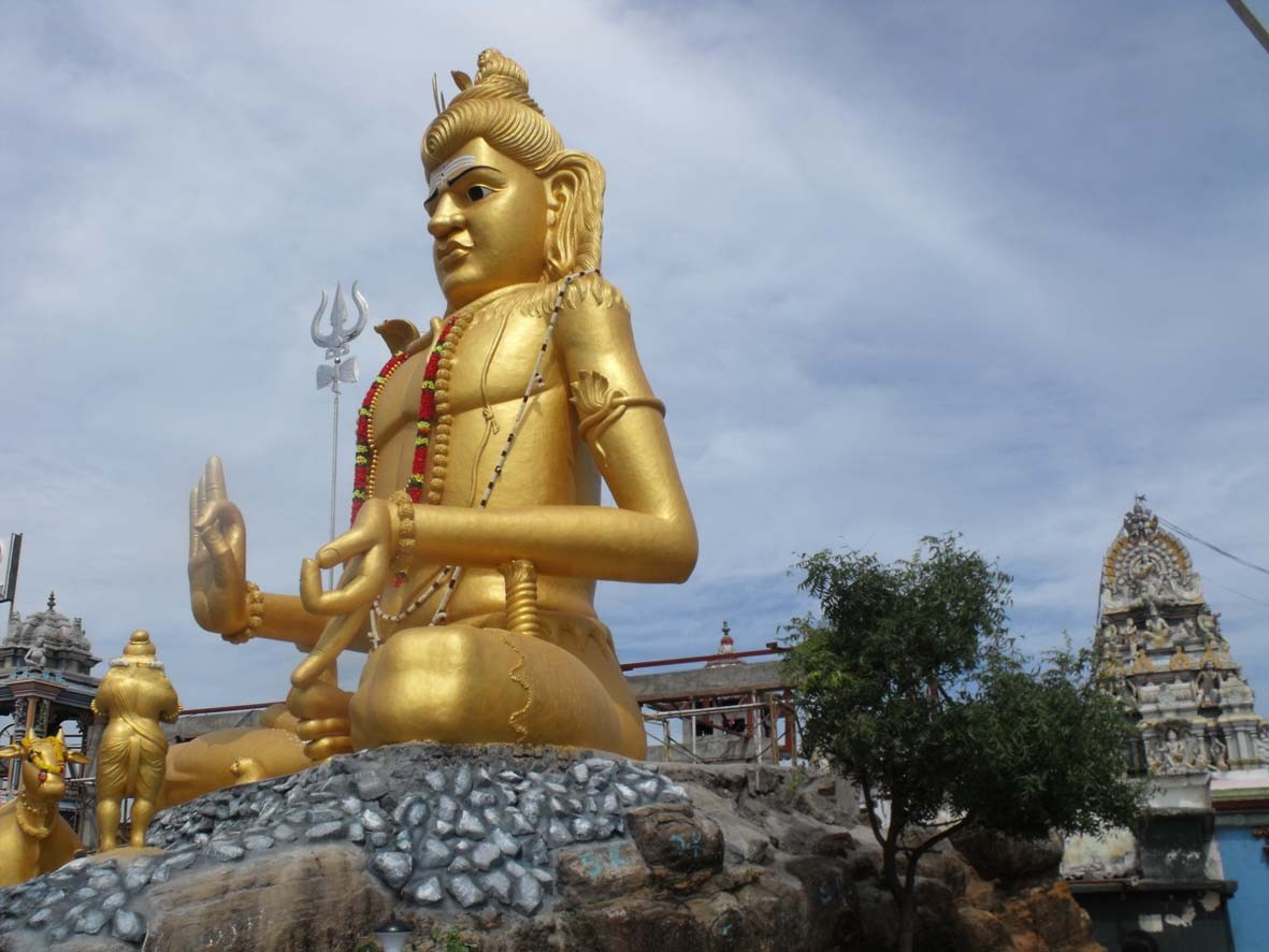 Hindu Tempel, Trincomalee