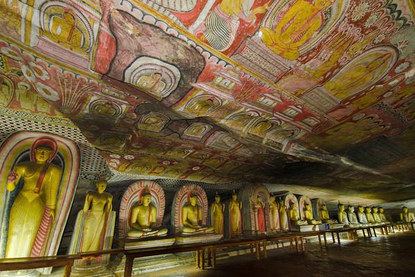 Höhlentempel, Dambulla