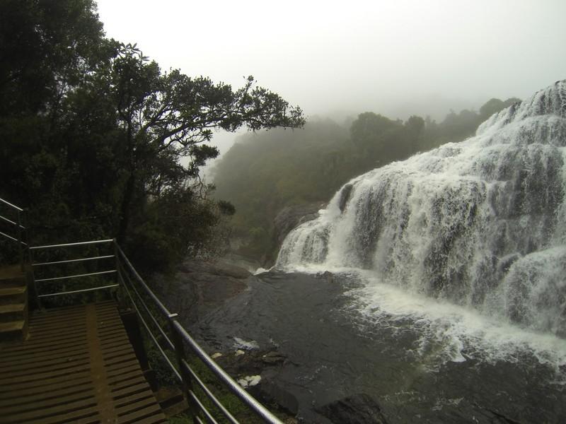 Baker Wasserfälle, Horton Plains Nationalpark