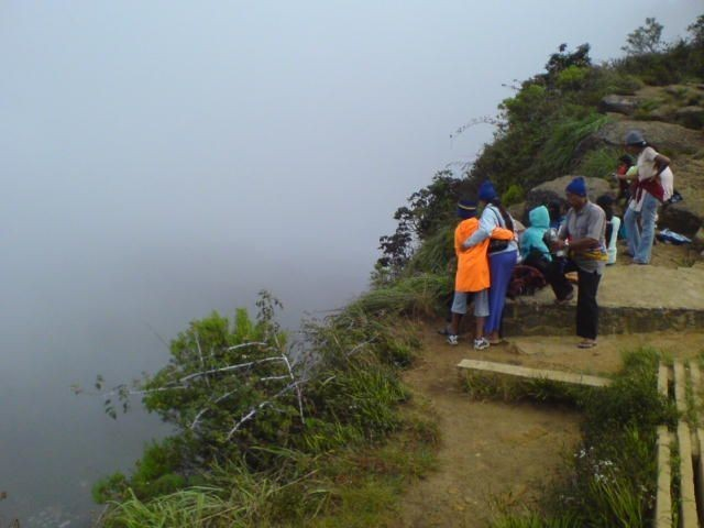 """World´s End"", Horton Plains Nationalpark"